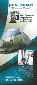 RailPAC 2013 brochure