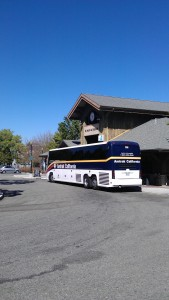 Sac trip 9-2012 AtkCal bus at Paso Robles sta
